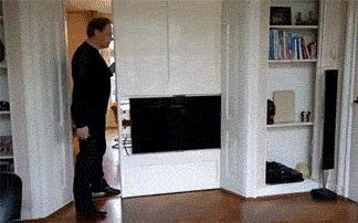 funny gif father and son