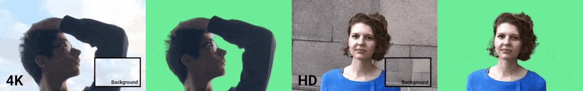 funny gif zoom background